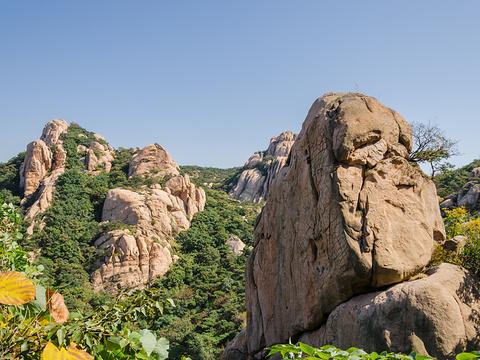 五莲山旅游景点图片
