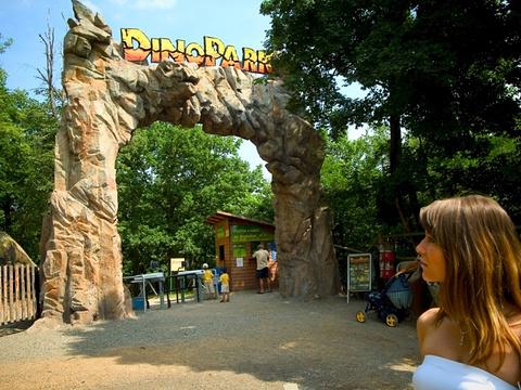 恐龙乐园旅游景点图片