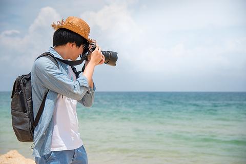 环洱海旅拍的图片