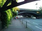 莱茵河畔老街
