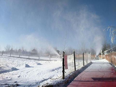 官墩山滑雪场