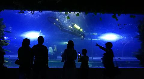 绵阳海底世界