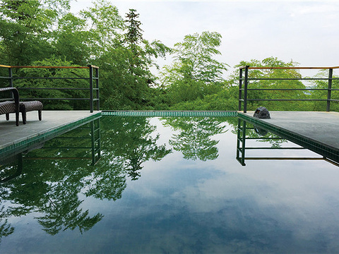 天目湖美岕山野温泉旅游景点图片