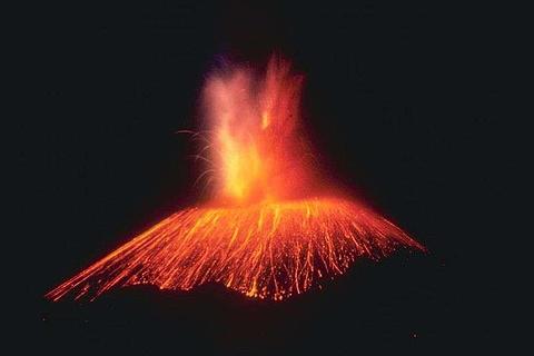 帕里库廷火山的图片