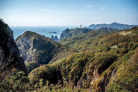 室兰地球岬
