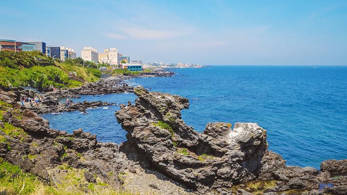 济州岛旅游景点图片