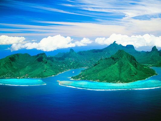 莫雷阿岛旅游景点图片