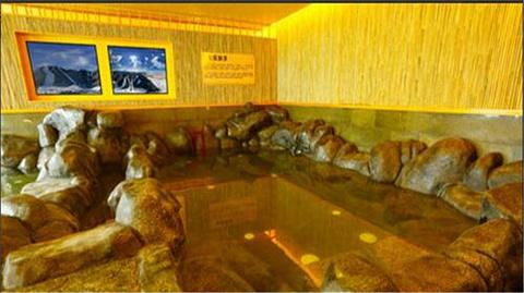 丝绸之路国际度假区丝路汤泉