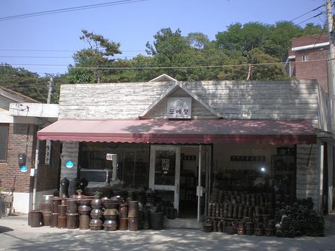 利川陶艺村的图片