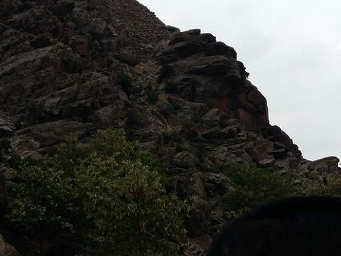 甘德尔山奇峡谷旅游景点图片