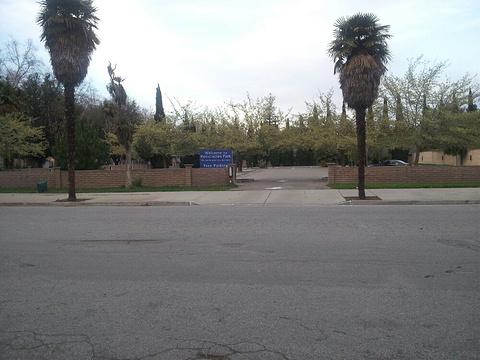 Regional Parks Botanic Garden旅游景点图片