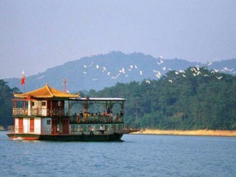 碧湖潭森林公园旅游景点图片