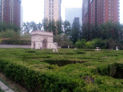 石门公园的图片