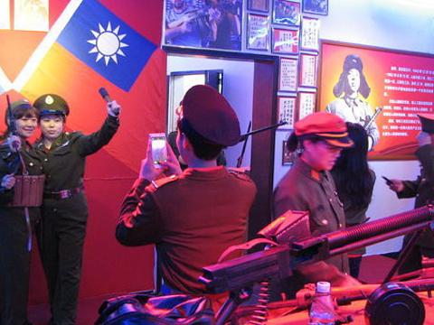 韶山军事乐园旅游景点图片