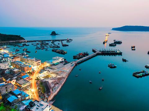 南湾码头旅游景点图片