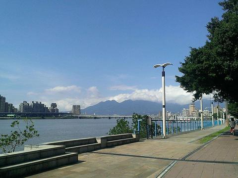 延平公园旅游景点图片