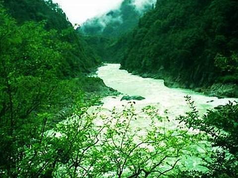 嶂山森林公园旅游景点图片