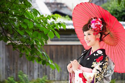 小袖和服体验——东京浅草馆