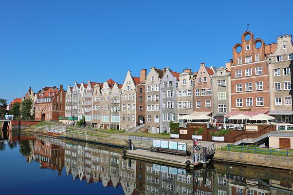 波罗的海沿岸旅游景点图片