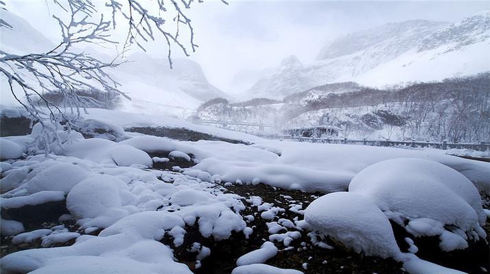 长白山池北旅游景点图片