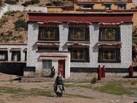 康玛寺旅游景点图片
