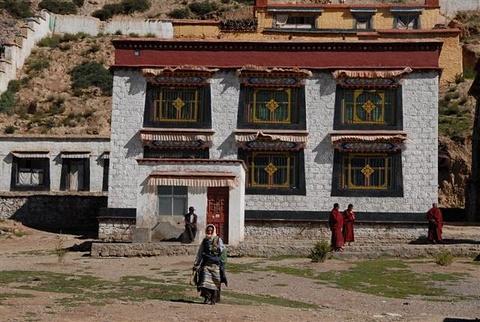 康玛寺的图片