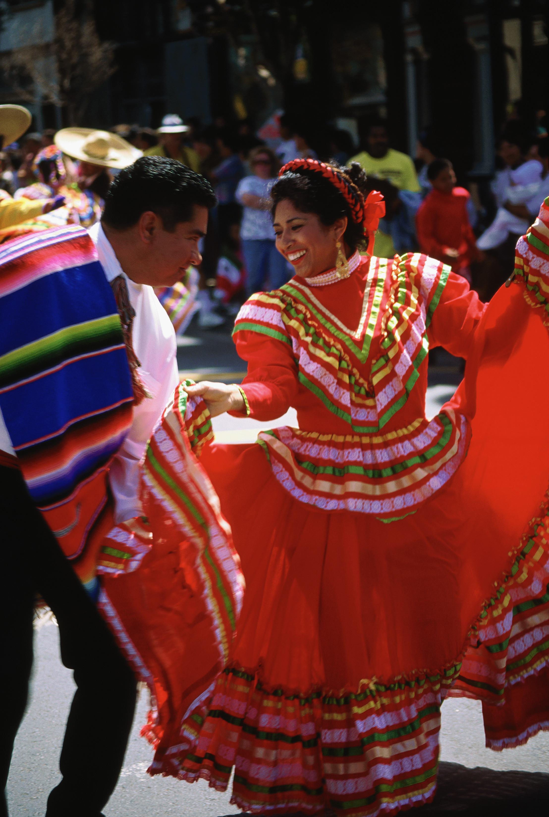 五月五日节Cinco De Mayo