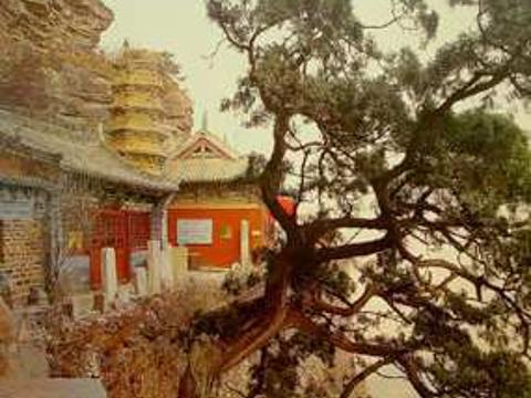 福庆寺旅游景点图片