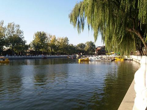 回龙观公园旅游景点图片