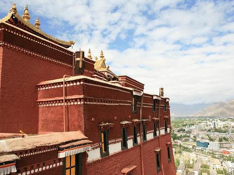红宫旅游景点图片