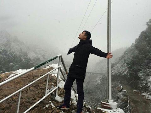 浏阳凤凰峡景区旅游景点图片