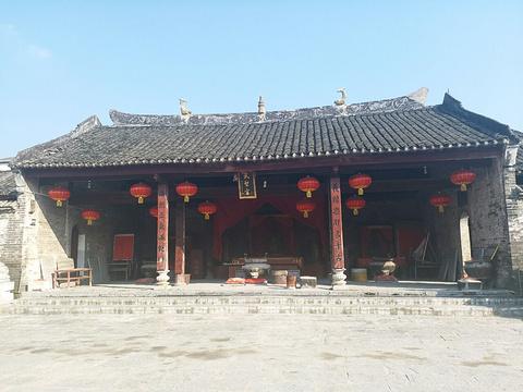 中渡古镇旅游景点图片