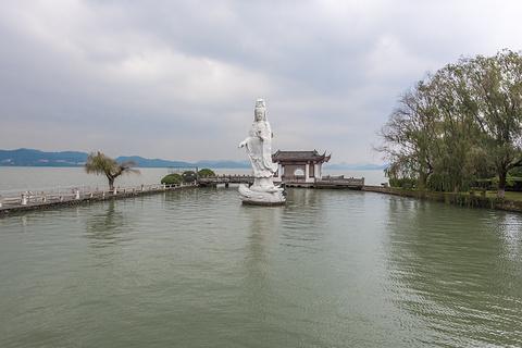 东钱湖小普陀景区