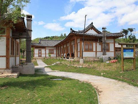 朝鲜族民俗风情园旅游景点图片