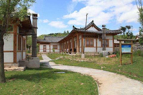 朝鲜族民俗风情园的图片