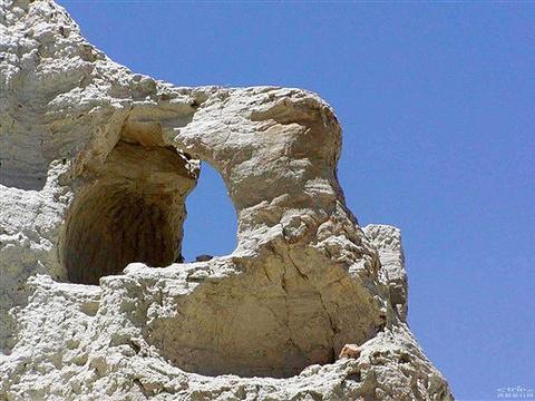 皮央东嘎洞窟遗址旅游景点图片