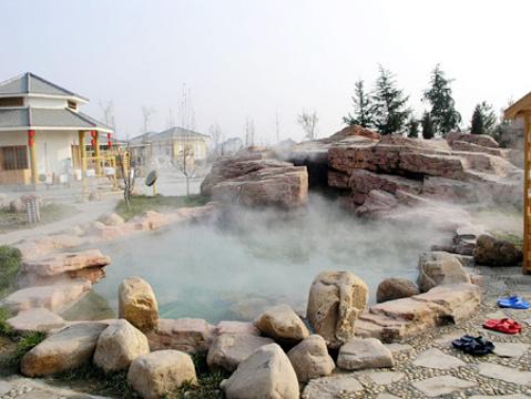 团泊湖温泉