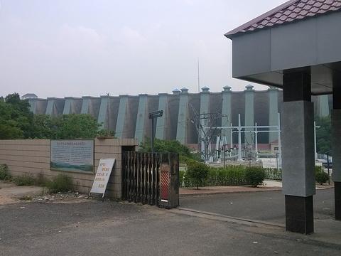 梅山水库风景区旅游景点图片