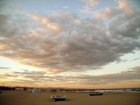 马尔瓦洛萨海滩旅游景点图片