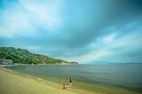 观音湾泳滩