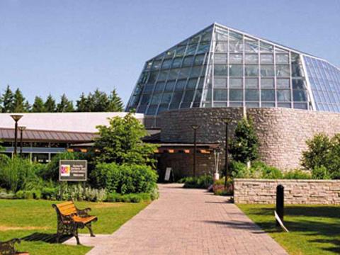 蝴蝶温室之旅旅游景点图片
