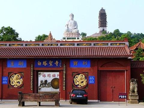 德阳白塔寺旅游景点图片