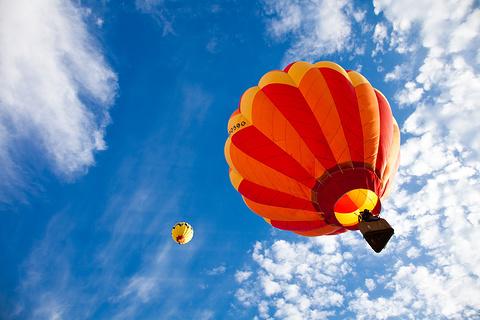 横店热气球