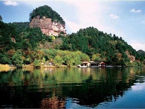 遮阳山旅游风景区旅游景点图片