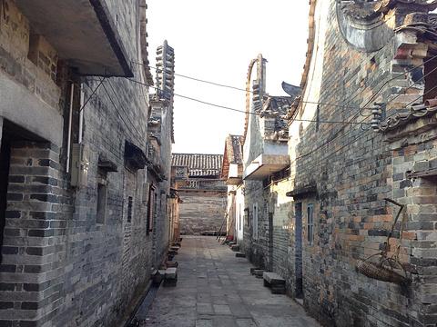 上岳古民居旅游景点图片