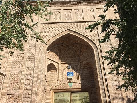 和田加曼清真寺旅游景点图片