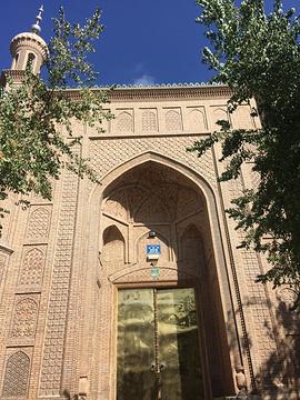 和田加曼清真寺