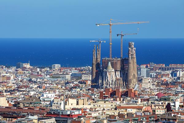 巴塞罗那省旅游景点图片