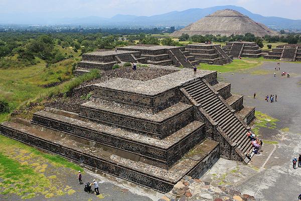 墨西哥州旅游景点图片