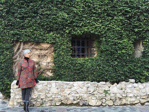 昂蒂布老城旅游景点图片